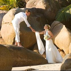 hochzeit, Heiraten auf den Seychellen, Mauritius und Heiraten am Strand