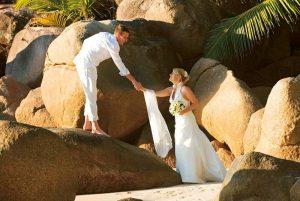 Seychellen Heiraten - Hochzeit am Strand - Mauritius