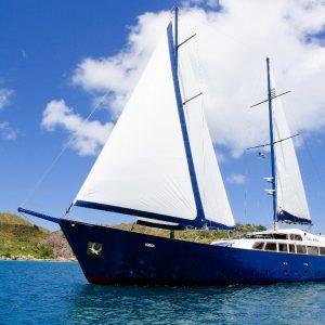 Kreuzfahrten Seychellen, Urlaub auf Kreuzfahrtschiffen - Katamaran - Segeln Seychellen