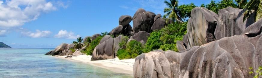 Seychellen - Anse Source d'Argent 4 - Hochzeitsreise & Flitterwochen