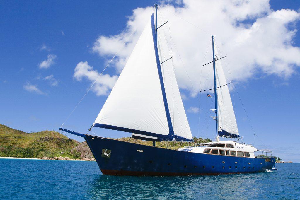 Kreuzfahrt Seychellen - Katamaran
