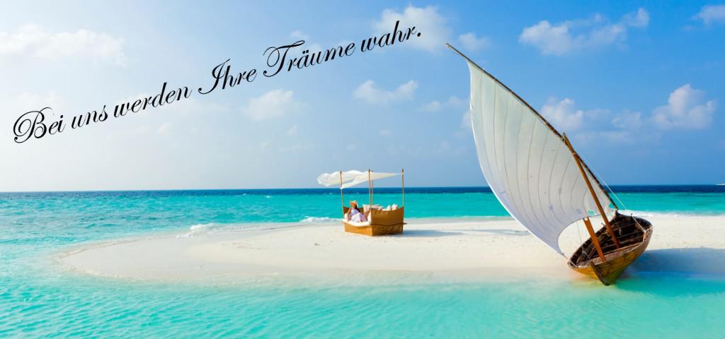 Malediven - Ferien, Reisen, Flitterwochen & Hochzeitsreisen buchen bei Legends Travel - Top Hotels mit Wasserbungalows oder Strandvillen - Tauchen, Wassersport, Wellness im Luxushotel