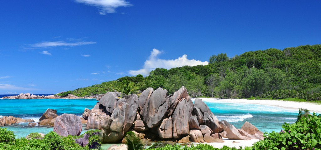 Ferien, Hochzeitsreisen & Flitterwochen im Inselparadies auf den Seychellen