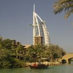 Hotel in Dubai - Madinat Jumeirah, Mina a'salam- Strandhotel von Dubai