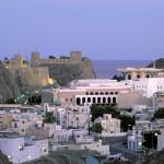 Oman - Hotels und Ferien, bei Abendstimmung und Alltag vergessen - Oman Reisen buchen