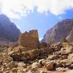 Oman - Steinwüste - private Rundreise Oman buchen - verschiedene Hotels im Oman übernachten - Ferien buchen Oman