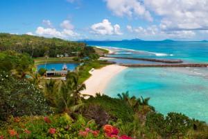 Marina Beach - Luxushotel Seychellen Fregate Island