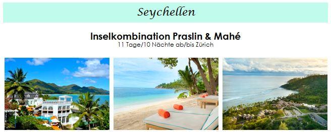 Flitterwochen - Hochzeitsreise - Seychellen buchen 2018