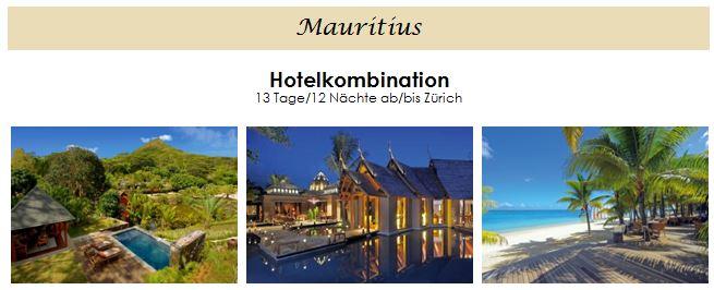 Flitterwochen - Hochzeitsreise - Mauritius - Honeymoon auf Mauritius- Angebot - Special
