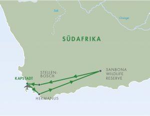Private Rundreise Südafrika Kapstadt buchen und erleben Abenteuer in Südafrika Mietwagen