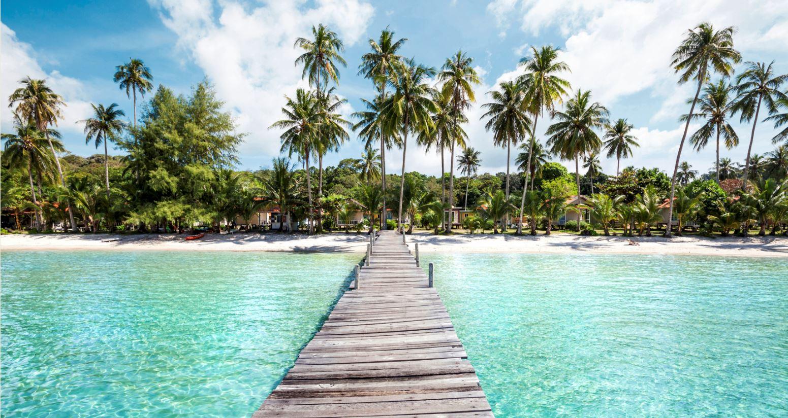 Thailand Ferien und Reisen - Hotels in Bangkok oder am Strand