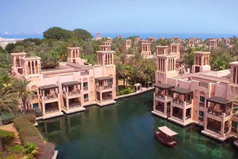 Dubai Luxushotel - Dubai Jumeirah Beach - Madinat Jumeirah - exklusive Hotels Dubai