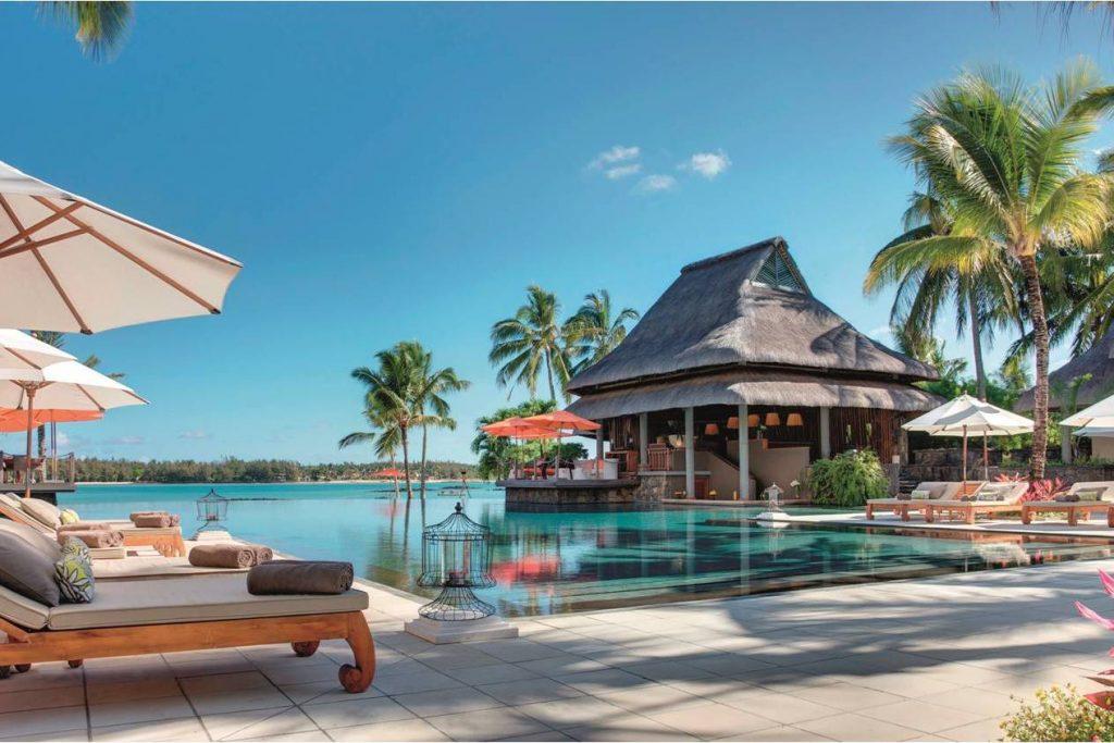 Mauritius - Suiten über dem Wasser - Wasserbungalows - Luxushotel - Luxusferien