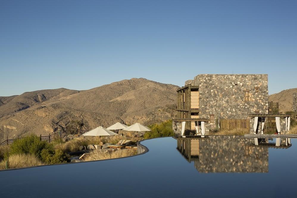 Luxusresort Oman - Design Hotel - Alila Jabal Akhdar