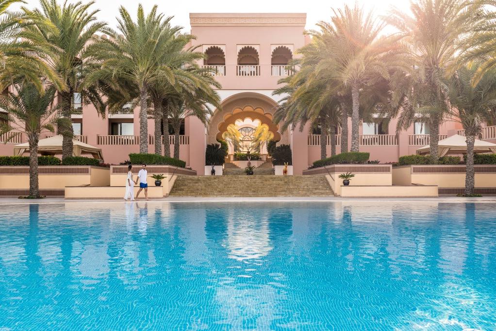 Oman Luxushotel - Shangri La - Al Husn Resort & Spa - Exklusives Hotel ausserordentlicher Service