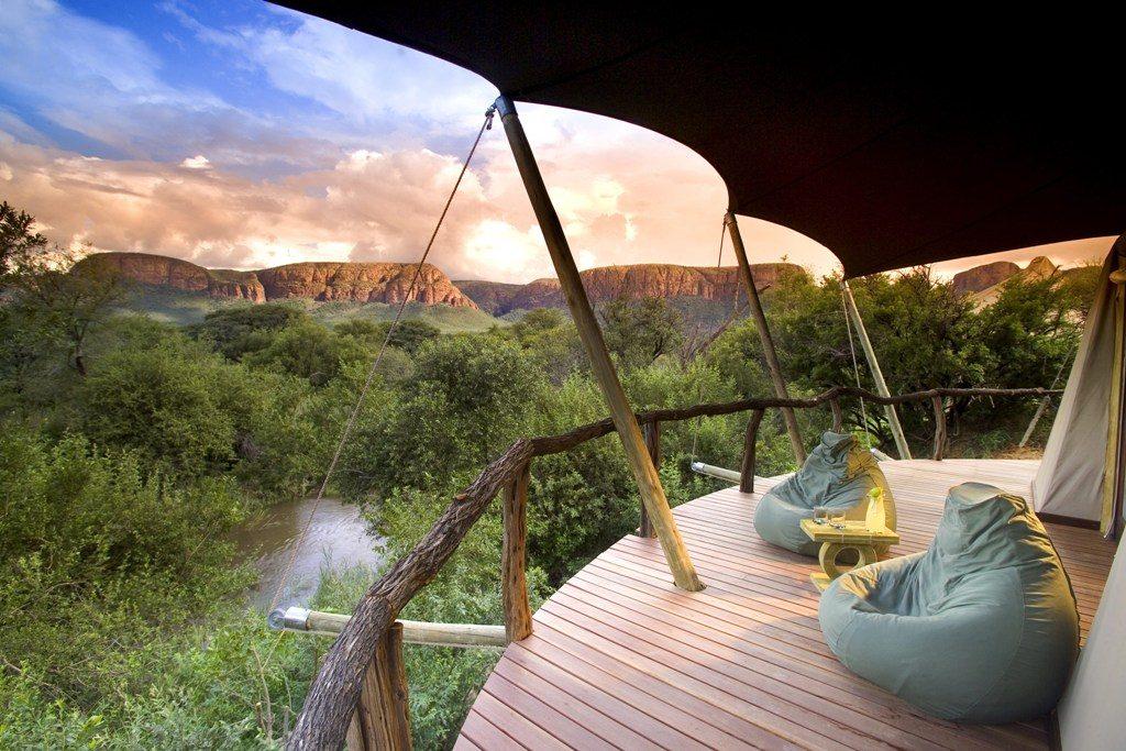 Südafrika - Luxus Lodge - exklusive Safari in Südafrika - Marataba Safari Lodge