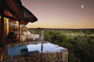 Südafrika Luxuslodge - exklusive Safari - private Rundreise in Südafrika