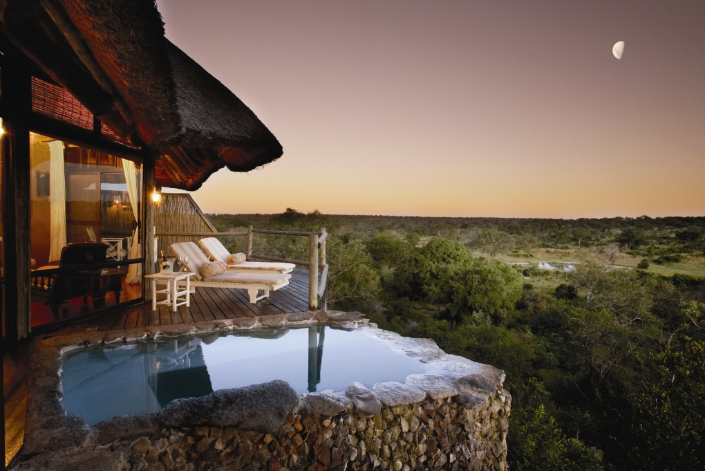 Südafrika Luxus Safari - Luxus Lodge - Leopard Hills Game Reserve
