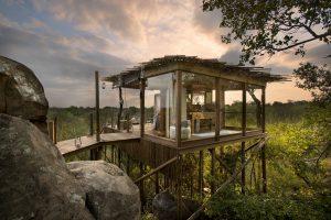 Exklusive Luxus Lodge in Südafrika - Safari der Extraklasse