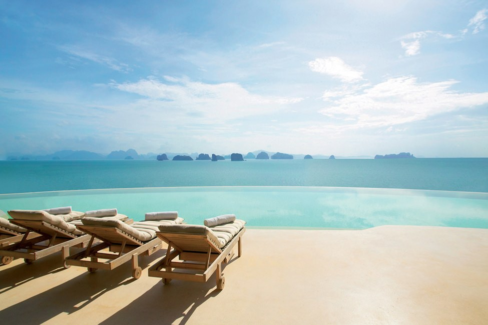 Luxushotel Thailand - Six Senses Yao Noi - Luxusresort mit atemberaubender Aussicht