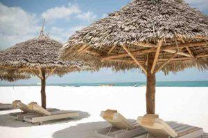 Ferien Sansibar, Hotel am Strand von Sansibar