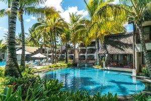 Ferien Mauritius - Kitesurfen - Golfen