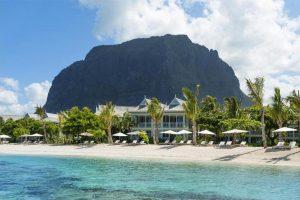 Kiten im Luxushotel Mauritius - Kitesurfen