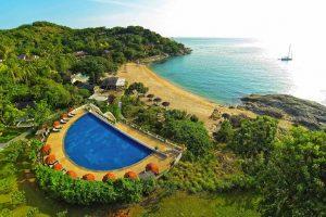 Luxusferien in Thailand - Koh Samui - The Tongsai Bay Hotel