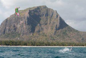 Kitesurfen in Mauritius - Surfen in Mauritius