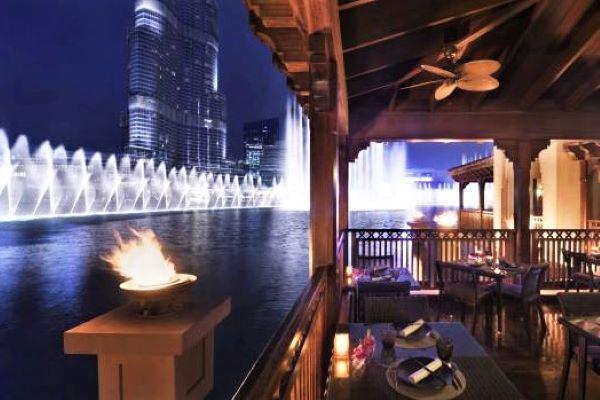 Luxusreisen Dubai - Palace Downtown - Stadthotel in Dubai an einmaliger Lage