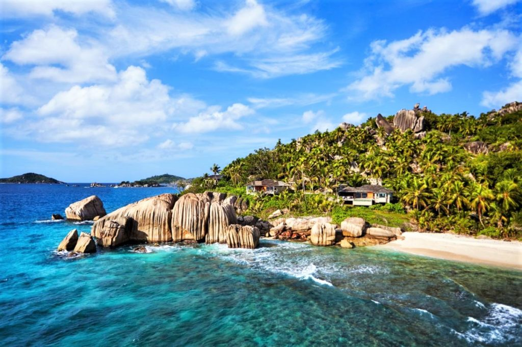 Luxusreisen Seychellen - Six Senses Zil Pasyon - Luxusferien Seychellen