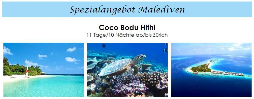 Honeymoon Spezialist - Malediven Hochzeitsreise buchen