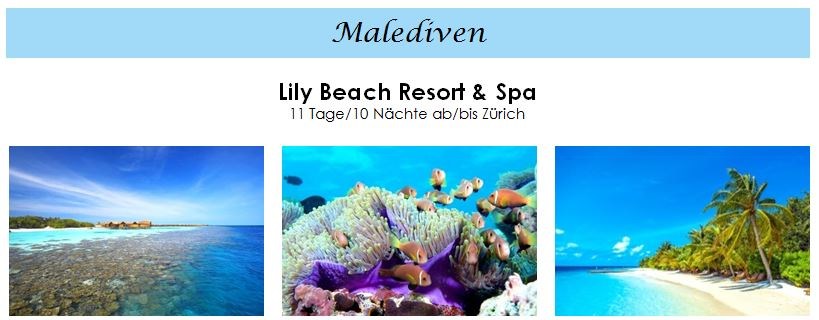 Malediven Honeymoon - Flitterwochen Maldiven - Hochzeitsreise Malediven - Honeymoonvilla