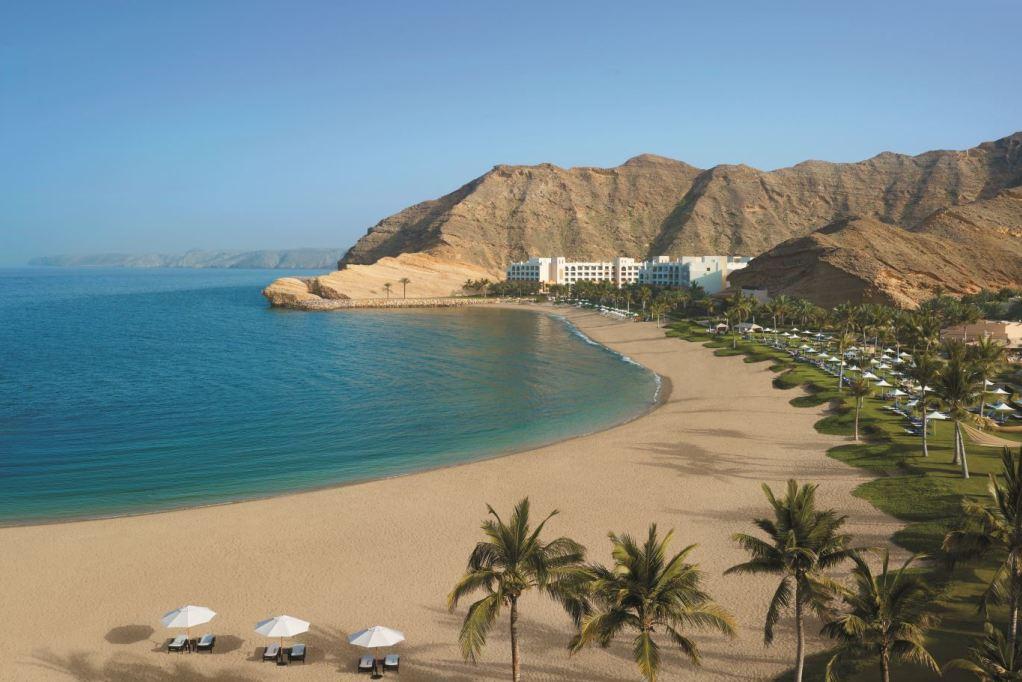 Oman Luxushotel - Shangri La Barr al Jissah - Al Bandar