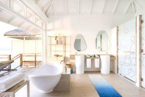 Malediven Hotel Wasservilla