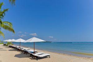 Ferien am Strand von Sri Lanka -