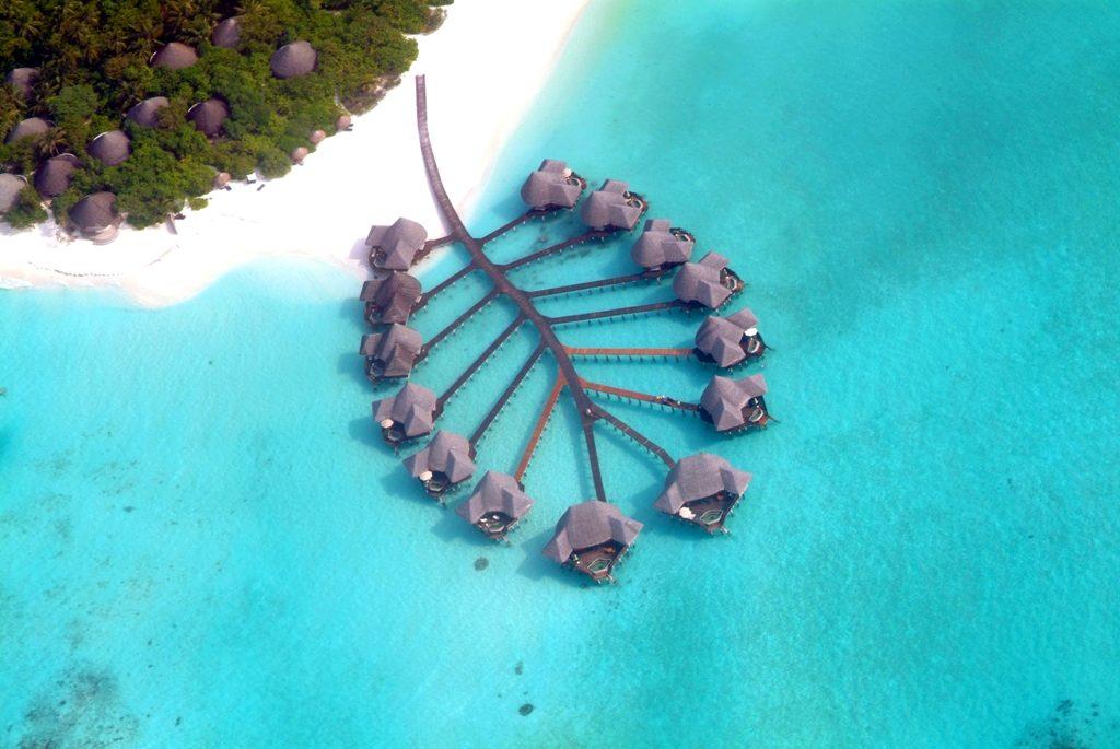 Malediven Luxus - Coco Palm Dhuni Kolhu - exklusive Ferien auf den Malediven