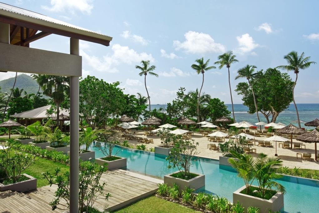 Seychellen Luxushotel - Angebote 2019 - Mahe - Badeferien