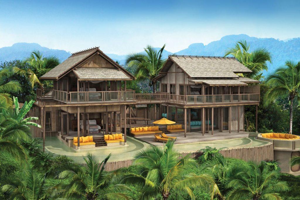 Exklusives Luxushotel Thailand auf Koh Kood - Luxusferien & Luxusreise in Thailand -  Soneva Kiri