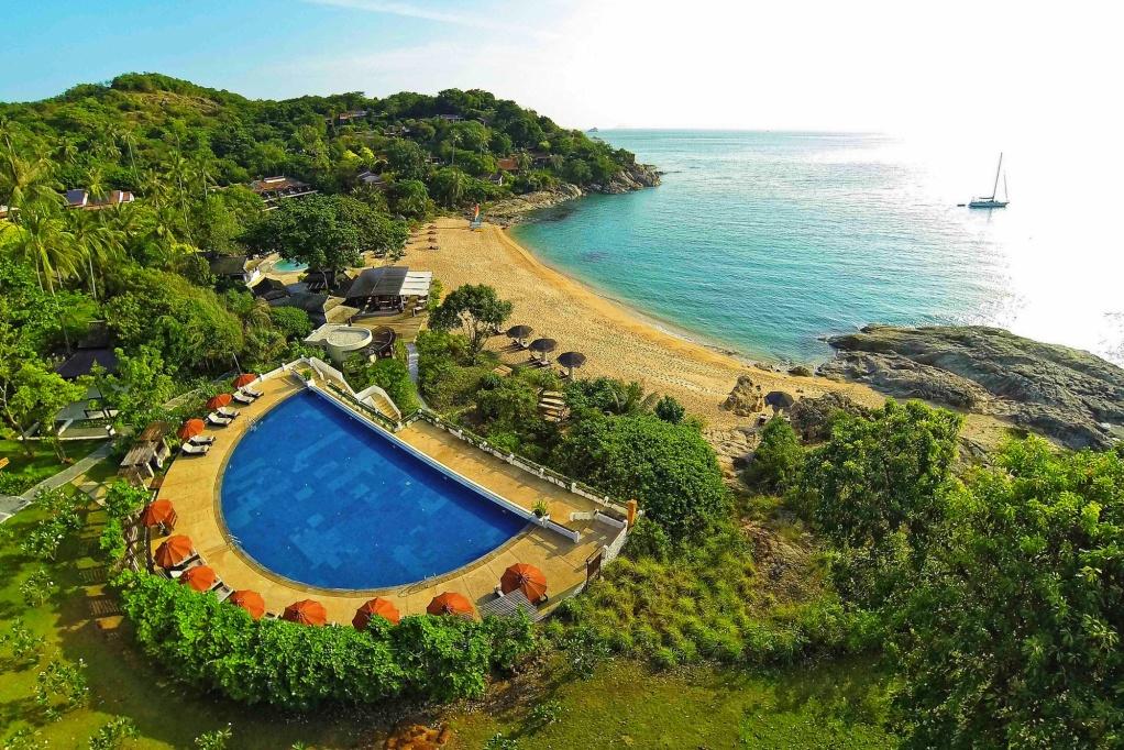 Thailand Reisen - Hotel The Tongsai Bay in Koh Samui