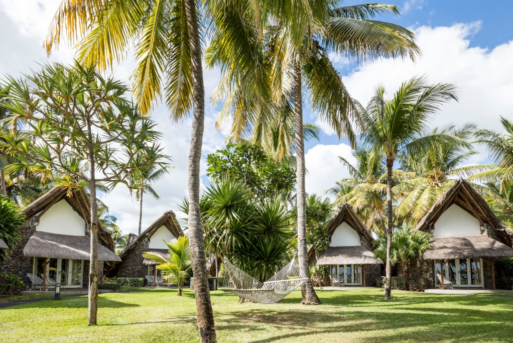 Hotel Mauritius - La Pirogue - Honeymoon - gemütliche Bungalows