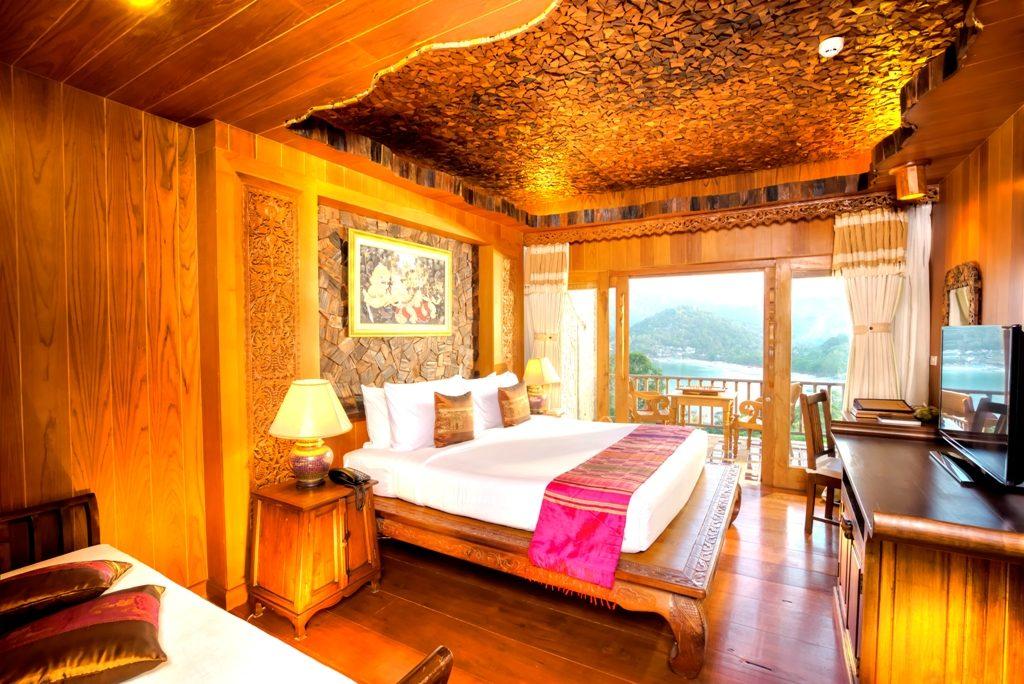 Thailand Ferien Hotel Santhiya Koh Phangan - exklusives Hideaway mit thailandischem Flair