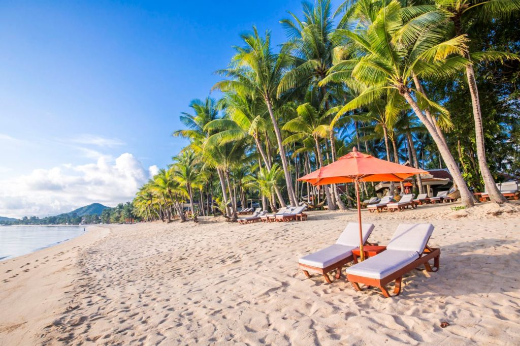 Hotel Thailand Koh Samui - Santiburi - exklusives Luxusresort