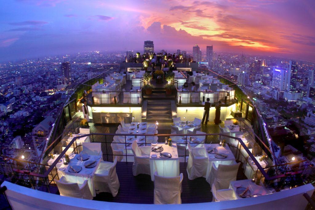 Thailand Luxusferien - Banyan Tree Bangkok - Luxushotel im Herzen Bangkoks