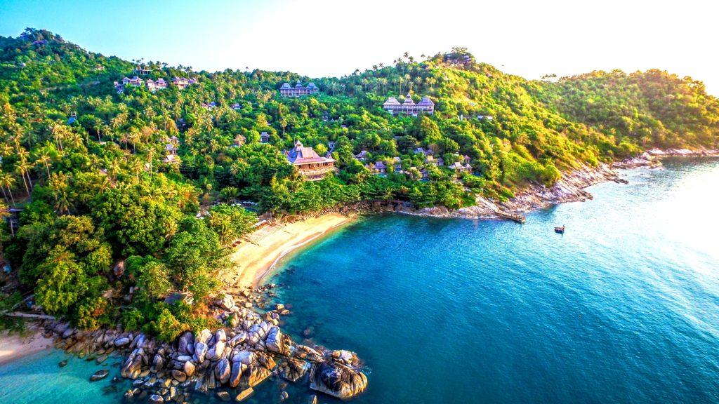 Thailand - Top Hotel in Koh Phangan