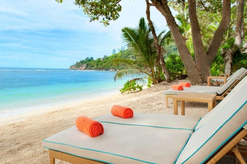 Flitterwochen Praslin - Hotel Kempinski -  Honeymoon Seychellen