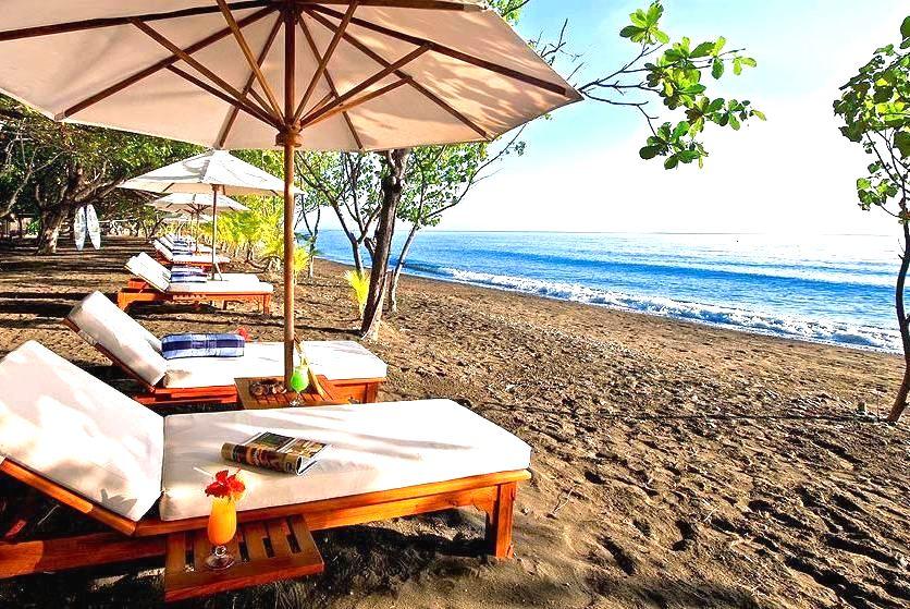 Hochzeitsreise Bali - Honeymoon im Bali Hotel Matahari Beach Resort