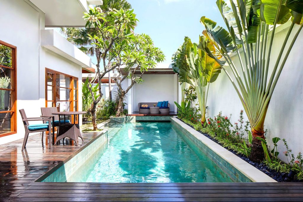 Flitterwochen Bali -  The Samaya Seminyak