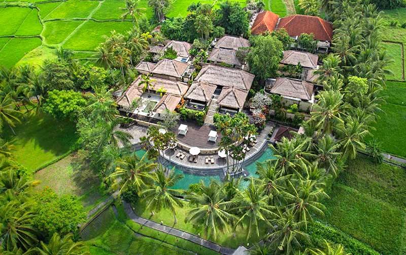 Flitterwochen Bali -  Honeymoon - The Ubud Village Resort