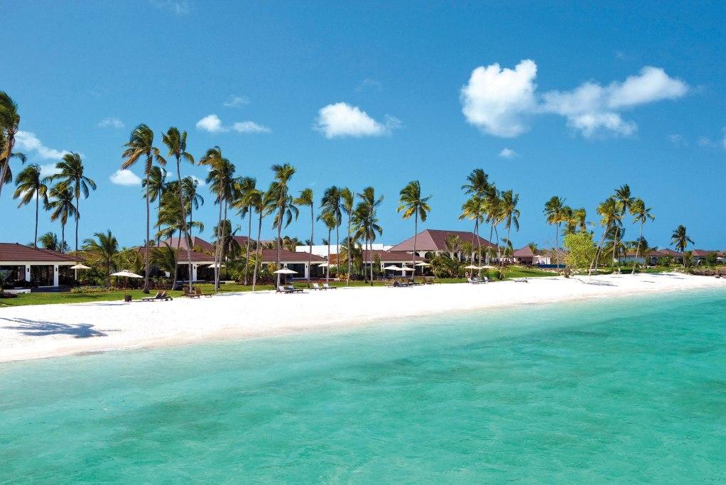 Sansibar Badeferien buchen - Hotel The Residence Zanzibar